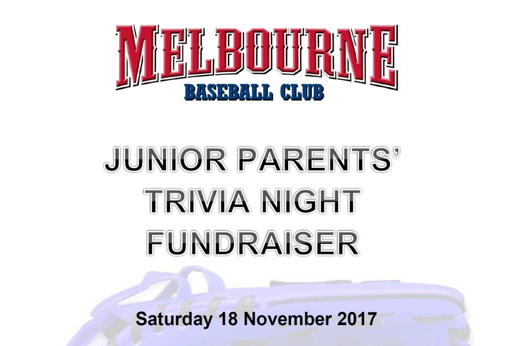 Junior Parents' Trivia Night Fundraiser
