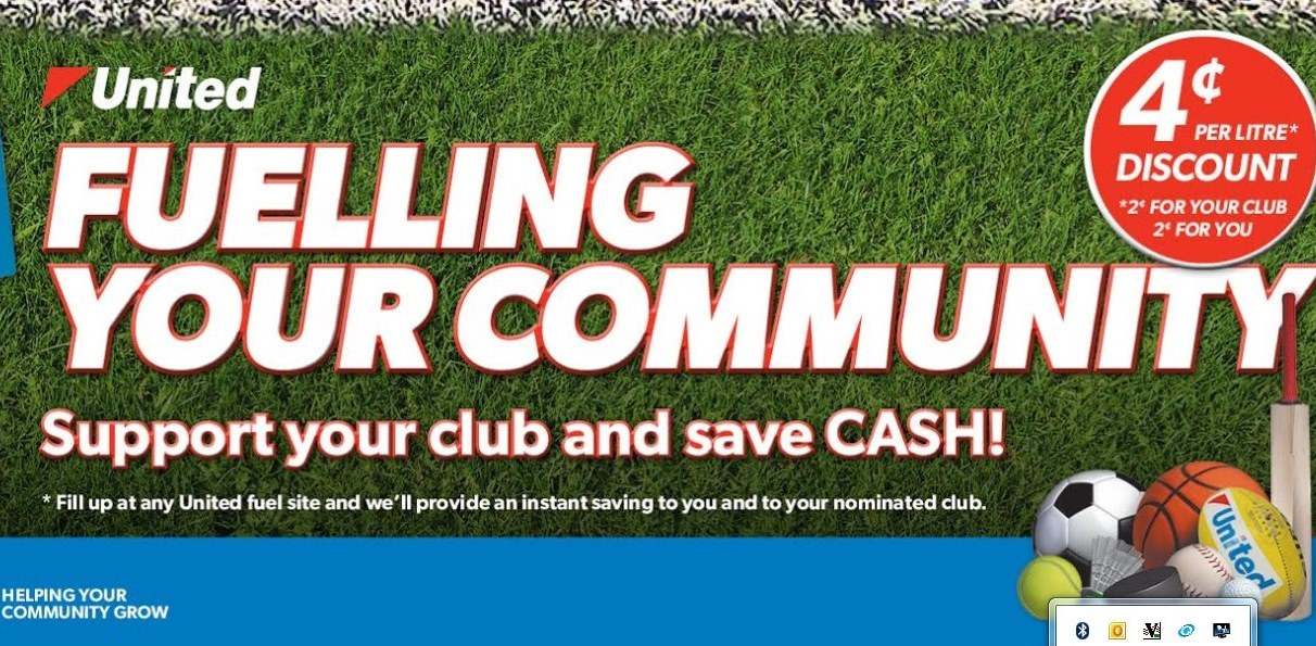 United Fuel Offer to Club Members